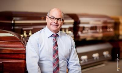 Le fabricant de cercueils le plus sympathique au Canada