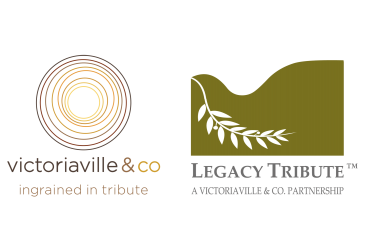 VICTORIAVILLE & CO. AND LEGACY TRIBUTE INC. ANNOUNCE PARTNERSHIP
