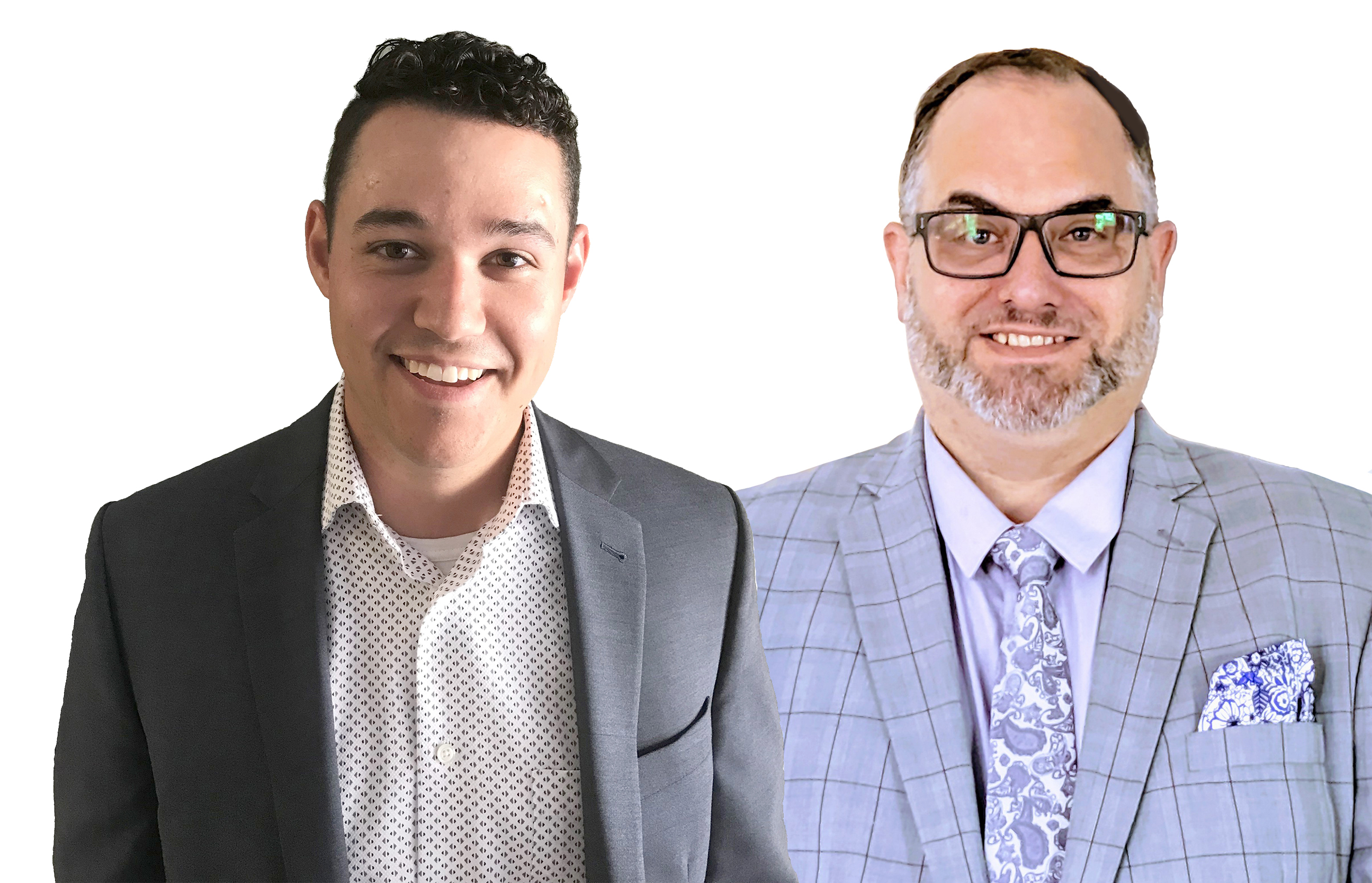APPOINTMENT OF MATHIEU GAUTHIER AND ALAIN ST-PIERRE