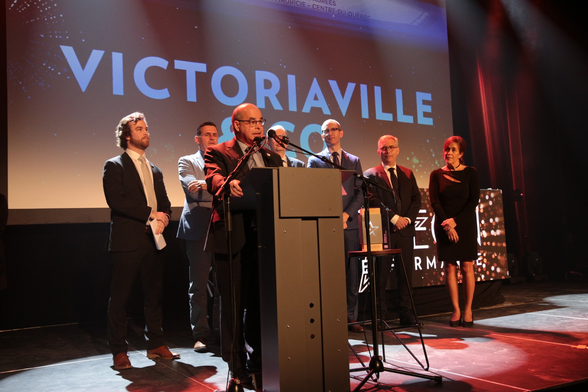 """Victoriaville & Co. has been honoured with the """"Large Company of the Year Award"""""""
