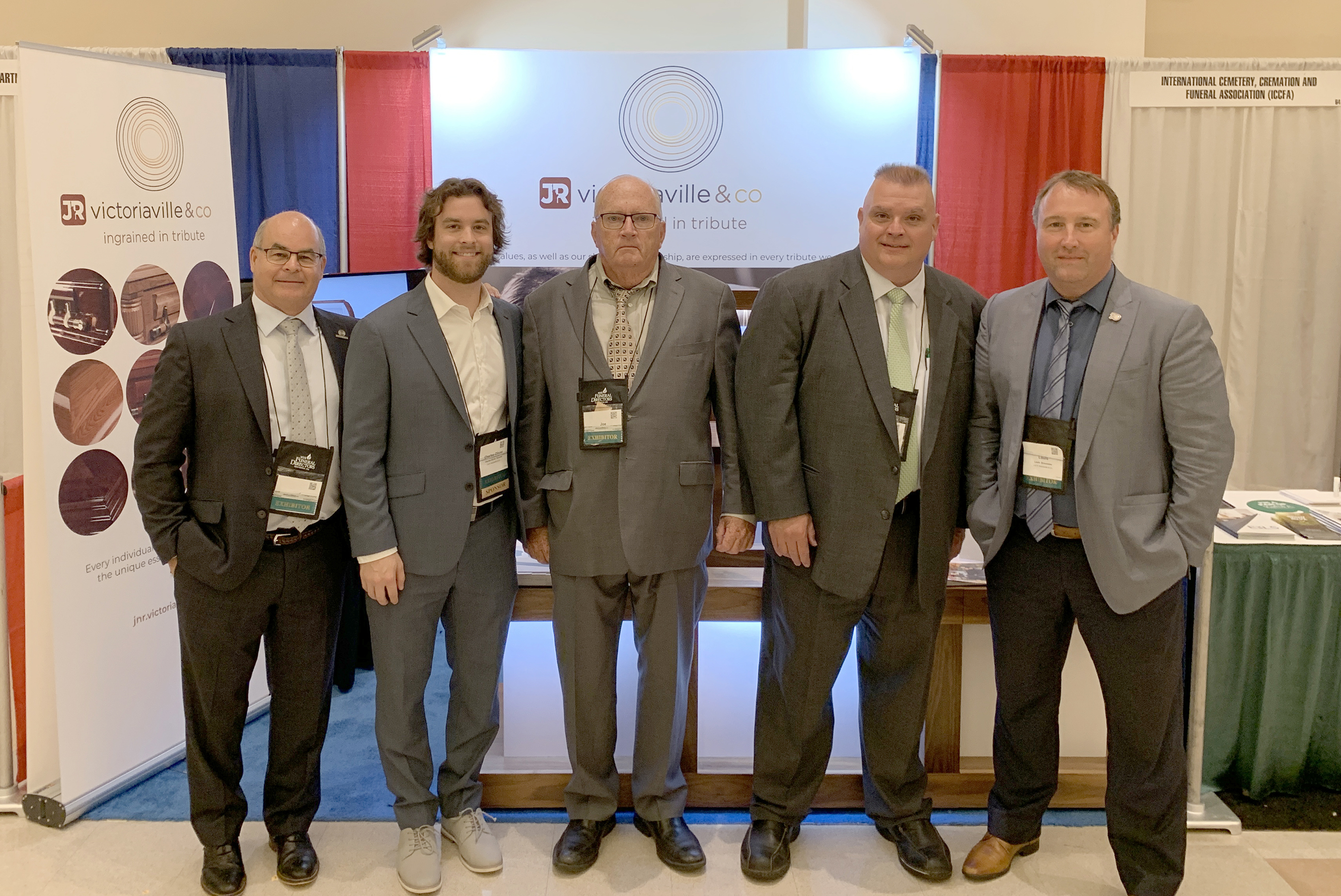 J&R Victoriaville was a proud first time Exhibitor at the NYSFDA in Saratoga Springs